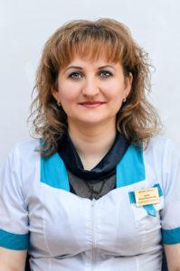 Врачи отделение анестезиологии-реаниматологии с палатами интенсивной терапии для женщин