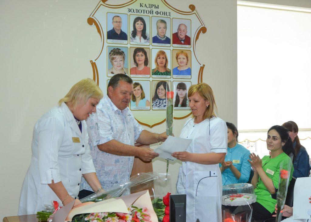 Конкурс посвящённый дню медицинской сестры